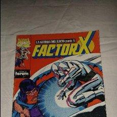Comics: FACTOR X Nº 39 COMICS FORUM ESTADO NORMAL . Lote 110535167