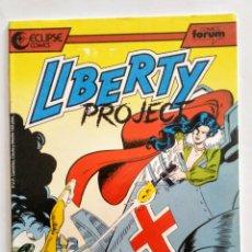 Cómics: COMICS FORUM LIBERTY PROJECT N°5. Lote 110538530