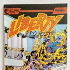 Cómics: CÓMIC FORUM LIBERTY PROJECT N°4. Lote 110538607