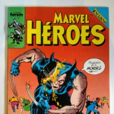Cómics: COMICS FORUM MARVEL HÉROES N°42. Lote 110546587