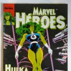 Cómics: COMICS FORUM MARVEL HÉROES N°38. Lote 110546806