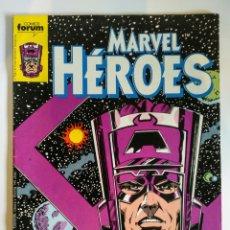 Cómics: COMICS FORUM MARVEL HÉROES N°43. Lote 110546950