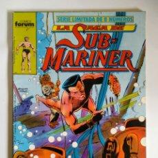 Cómics: COMICS FORUM LA SAGA DE SUB-MARINER N°2. Lote 110549194