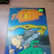 Comics - CELS PIÑOL DESTROYS THE FORUM UNIVERSE - 110563523