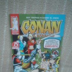 Cómics: CONAN EL BÁRBARO Nº 2 - ROY THOMAS / BARRY SMITH. Lote 110622843