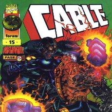 Cómics: CABLE VOL II Nº 15. Lote 110771243