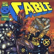 Cómics: CABLE VOL II Nº 13. Lote 110773215