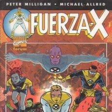 Cómics: FUERZA X Nº 1 (PLANETA) MILLIGAN - ALLRED. Lote 110773723