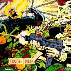 Cómics: GHOST RIDER - WOLVERINE - PUNISHER. CORAZON DE TINIEBLAS. FORUM 1992. Lote 111013947