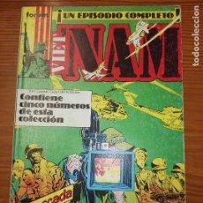 Comics : VIETNAM DEL 1 AL 5. Lote 111034807