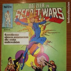 Cómics: SECRET WARS DEL 26 AL 30. Lote 111035939