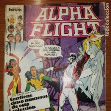 Cómics: ALPHA FLIGHT DEL 27 AL 31. Lote 111036359