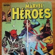 Fumetti: MARVEL HÉROES DEL 6 AL 10. Lote 111053839