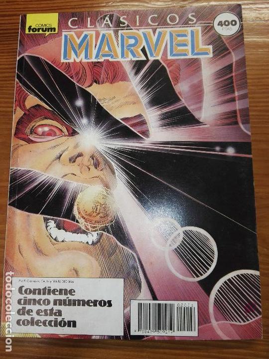 CLASICOS MARVEL DEL 26 AL 30 (Tebeos y Comics - Forum - Retapados)