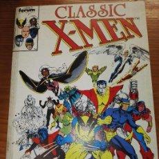 Cómics: CLASSIC X-MEN DEL 1 AL 5. Lote 111055503