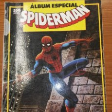 Cómics: ALBUM ESPECIAL SPIDERMAN. Lote 111055667