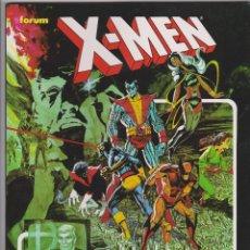 Cómics: NOVELAS GRÁFICAS FORUM-- X-MEN -- DIOS AMA, EL HOMBRE MATA. Lote 111056771