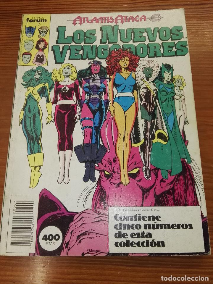 LOS NUEVOS VENGADORES DEL 36 AL 40 (Tebeos y Comics - Forum - Retapados)