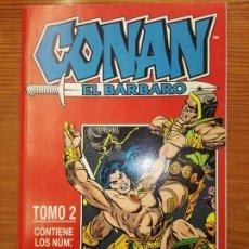 Cómics: CONAN EL BARBARO DEL 11 AL 15 TOMO 2. Lote 111057947