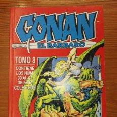 Cómics: CONAN EL BARBARO DEL 39 AL 43 TOMO 8. Lote 111058167