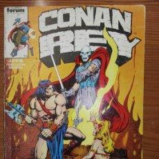 Cómics: CONAN REY DEL 11 AL 15. Lote 111058283