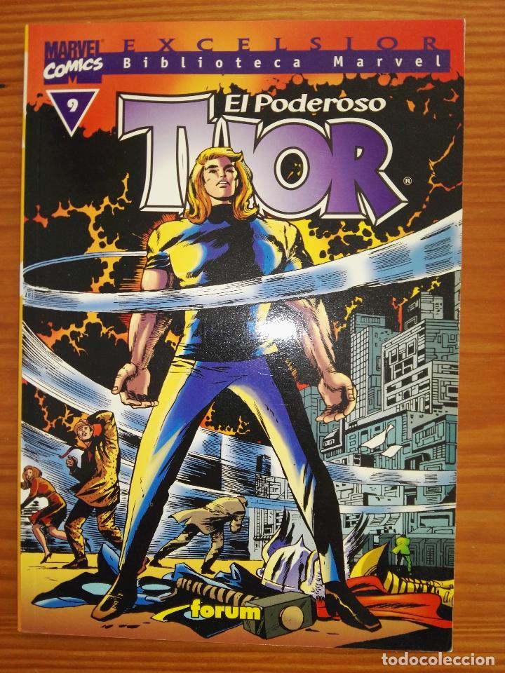 BIBLIOTECA MARVEL EXCELSIOR EL PODEROSO THOR9 (Tebeos y Comics - Forum - Thor)