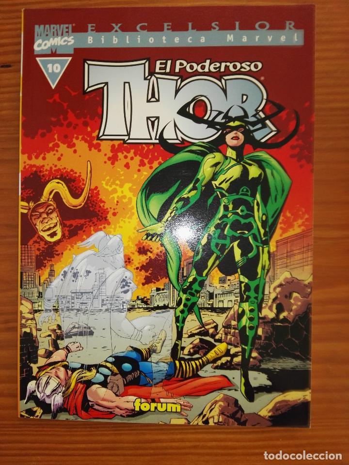 BIBLIOTECA MARVEL EXCELSIOR EL PODEROSO THOR10 (Tebeos y Comics - Forum - Thor)