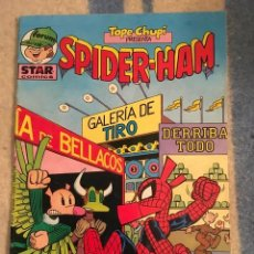 Cómics: SPIDER-HAM Nº 16 - TOPE CHUPI - INCOMPLETO. Lote 111199659