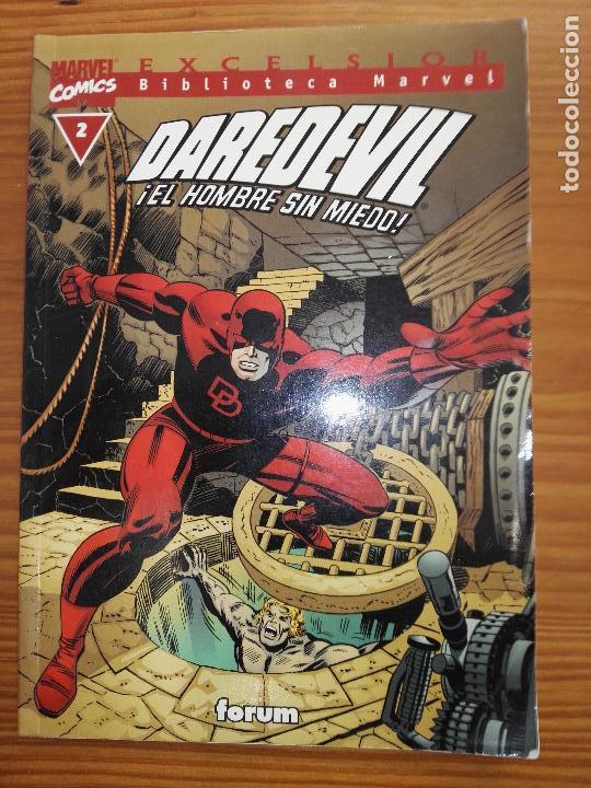 BIBLIOTECA MARVEL EXCELSIOR DAREDEVIL HOMBRE SIN MIEDO2 (Tebeos y Comics - Forum - Daredevil)