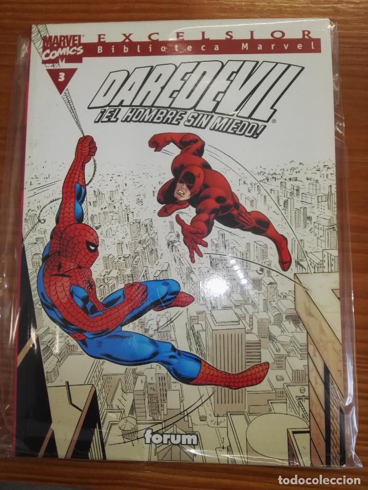 BIBLIOTECA MARVEL EXCELSIOR DAREDEVIL HOMBRE SIN MIEDO3 (Tebeos y Comics - Forum - Daredevil)
