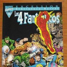 Comics : BIBLIOTECA MARVEL EXCELSIOR LOS 4 FANTASTICOS 13. Lote 111200639