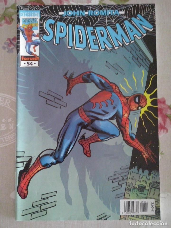 FORUM - SPIDERMAN ROMITA NUM. 54 . MBE (Tebeos y Comics - Forum - Spiderman)