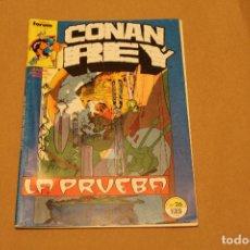 Cómics: CONAN REY Nº 26, EDITORIAL FORUM. Lote 111264979