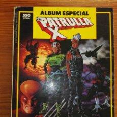 Cómics: ALBUM ESPECIAL LA PATRULLA X. Lote 111304179