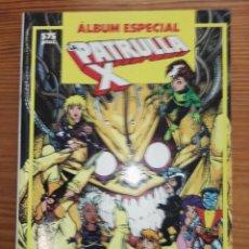 Cómics: ALBUM ESPECIAL LA PATRULLA X. Lote 111304187