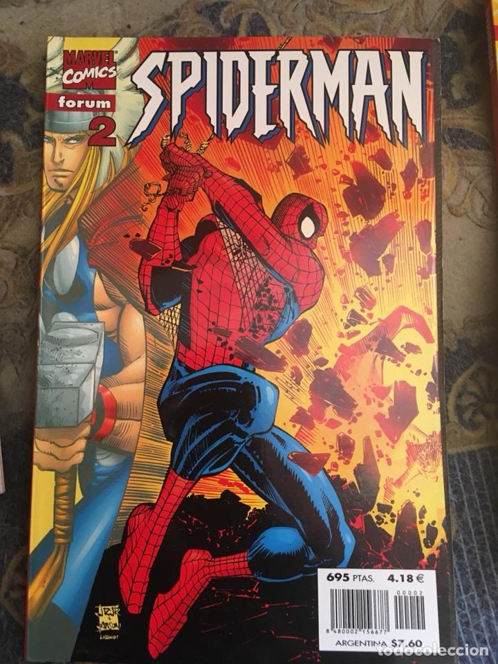 SPIDERMAN VOLUMEN 5 NÚMERO 2 (Tebeos y Comics - Forum - Spiderman)