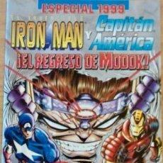 Cómics: IRON MAN ESPECIAL 99 EL REGRESO DE MODOK. Lote 111403411