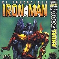 Cómics: IRON MAN ANUAL 2000. Lote 111403511