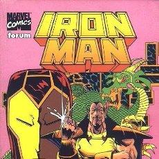 Cómics: IRON MAN CONTRA EL MANDARIN COMPLETA- 2 TOMOS. Lote 111404339