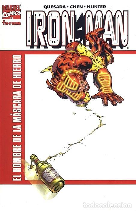 IRON MAN TOMO EL HOMBRE DE LA MASCARA DE HIERRO (Tebeos y Comics - Forum - Iron Man)