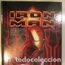 Cómics: TOMO IRON MAN ANUAL 2009. Lote 111405183