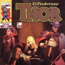 Cómics: EL PODEROSO THOR -HÉROES RETURN- 1 AL 45 COMPLETA. Lote 111435539