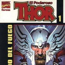 Cómics: EL PODEROSO THOR -1 AL 10 COMPLETA - JURGENS·OEMING·DI VITO·EATON·MEDINA·PRIEST·GRELL·PALMER·RANEY. Lote 111455791