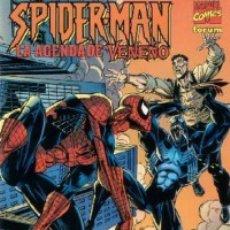 Cómics: SPIDERMAN LA AGENDA DE VENENO - FORUM - MUY BUEN ESTADO. Lote 143764908