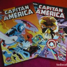 Cómics: CAPITAN AMERICA VOL. 1 NºS 37 Y 38 ( DEMATTEIS ZECK ) ¡BUEN ESTADO! FORUM MARVEL. Lote 111565467