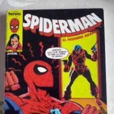 Cómics: FORUM - SPIDERMAN VOL.1 RETAPADO CON LOS NUMEROS 76-77-78-79-80 . MUYY BUEN ESTADO. Lote 111600367