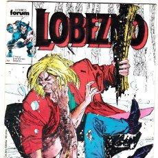 Cómics: LOBEZNO - ED. PLANETA / FORUM, 1989 - Nº 10. Lote 111649271