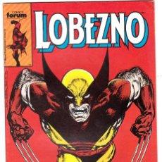 Cómics: LOBEZNO - ED. PLANETA / FORUM, 1989 - Nº 17. Lote 111650243