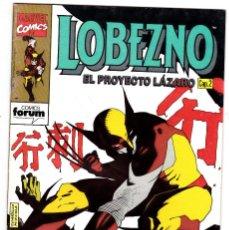 Cómics: LOBEZNO - ED. PLANETA / FORUM, 1991 - Nº 28. Lote 111652083