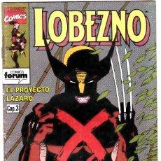 Cómics: LOBEZNO - ED. PLANETA / FORUM, 1991 - Nº 29. Lote 111652107